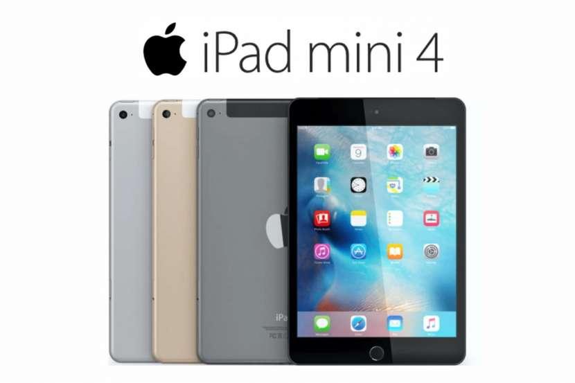 iPad Mini 4 - 0