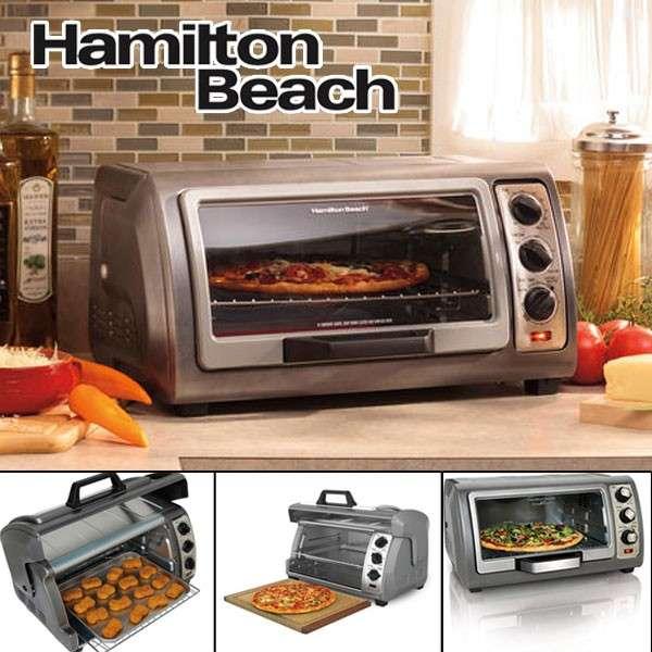 Horno Electrico Hamilton Beach - 0