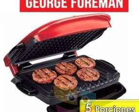 Grill para 5 porciones GR2080 de George Foreman