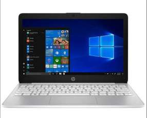 Notebook HP Stream 11-ak1012dx de 11.6 con Intel Atom x5 E80
