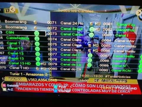 TV Satelital FTA