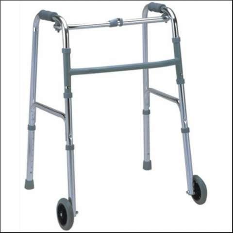 Andador con ruedas ortopedico