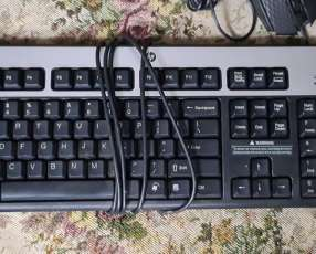 Teclado usb HP y Dell