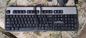 Teclado usb HP y Dell
