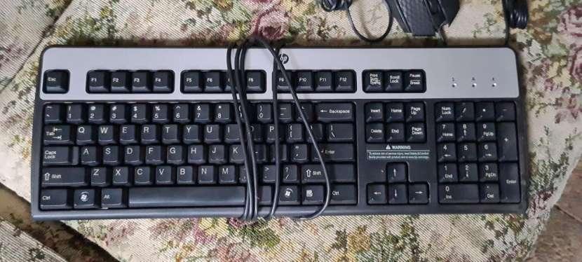 Teclado usb HP y Dell - 0