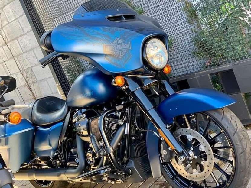Harley davison 2018 - 4