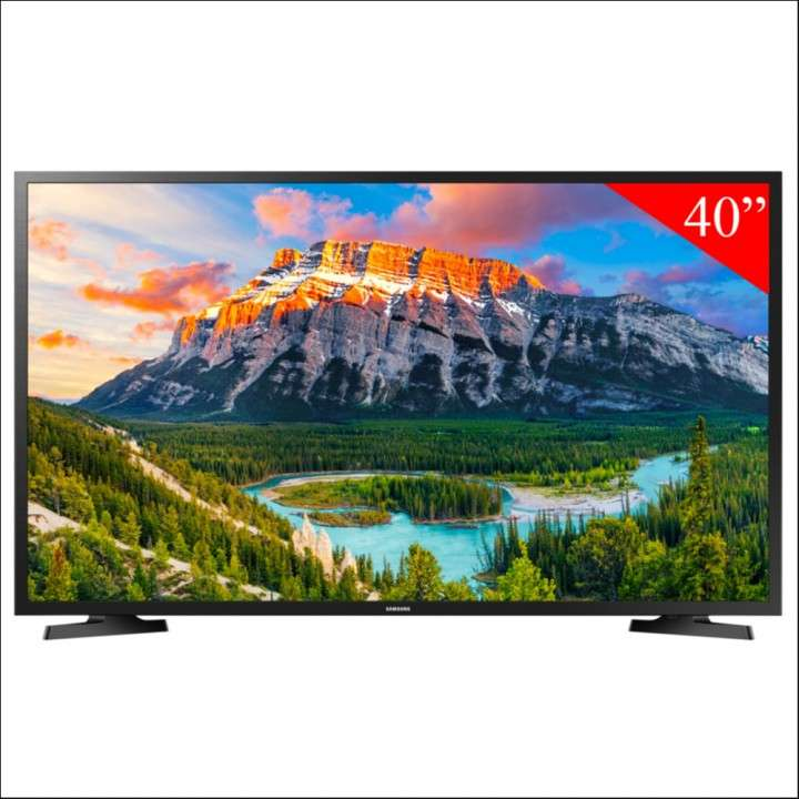 Smart tv led de 40 Samsung UN40J5290AG Full HD com Wi-Fi/HDM - 0