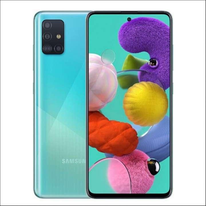 Smartphone Samsung Galaxy A51 SM-A515F DS 4/128GB 6.5 48+12+ - 0