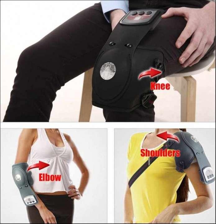Masajeador magnético para rodilla hombro y codo - 1