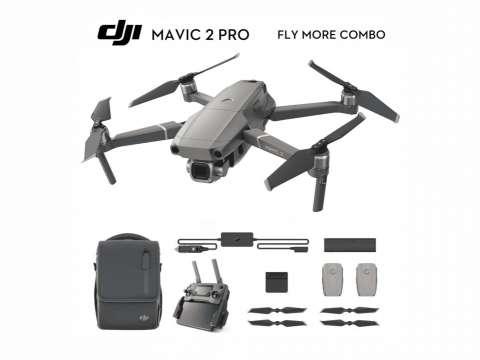 Drone DJI Mavic 2 Pro Fly More Combo