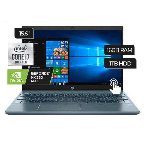 Ultrabook HP i7 Touch FHD IPS - 0
