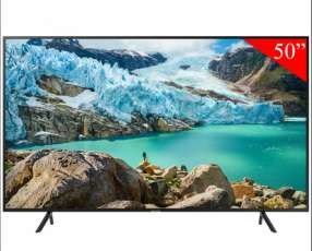 Smart tv led de 50 Samsung UN50RU7100G Ultra HD 4K com Wi-Fi