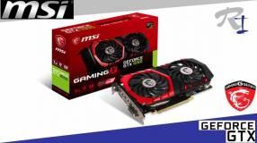 Tarjeta Gráfica (Reacondicionada) MSI Geforce GTX 1050 Gaming X