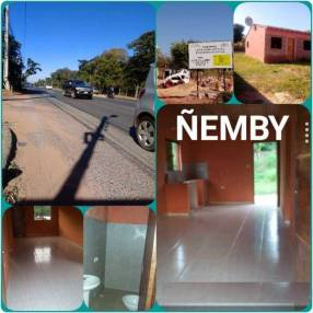 Casa en Ñemby barrio Caaguazú