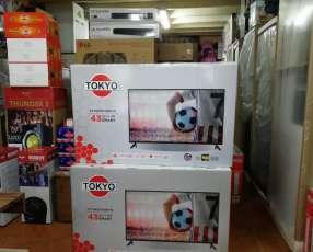 TV LED Smart Tokyo de 43 pulgadas