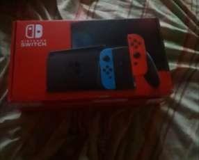 Nintendo switch rojo