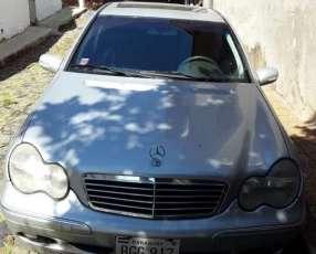 Mercedes Benz C270 CDI 2002