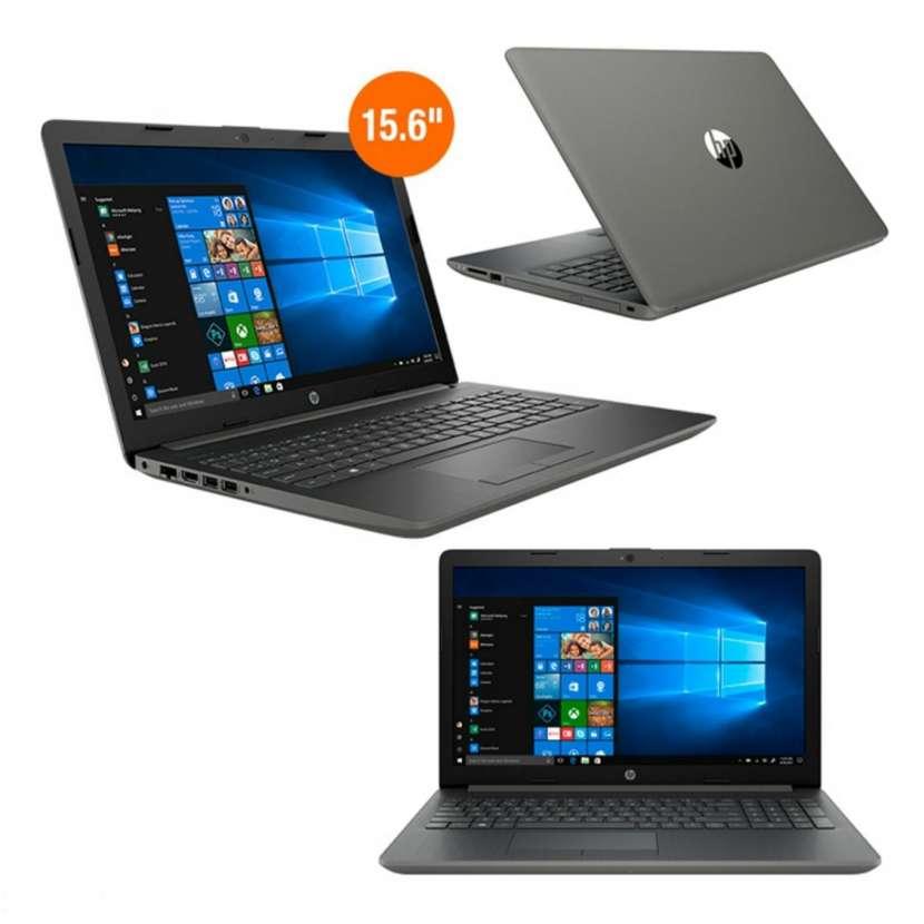 Notebook HP Core i3 8a generación - 0