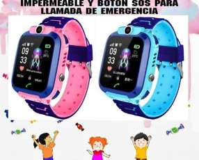 Smartwatch para niños/as