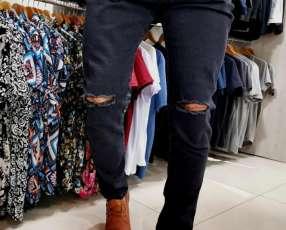Jeans elastizado 38/48