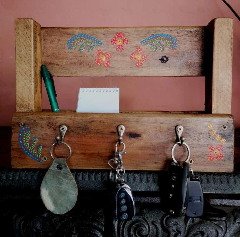 Porta llaves y accesorios - 2