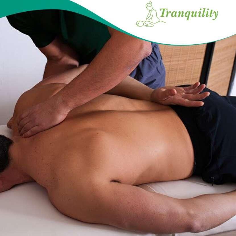 Masaje profesional descontracturante - 3