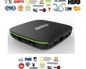 Tv box convierte tu tv antigua a smart tv wifi