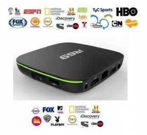 Tv box convierte tu tv antigua a smart tv wifi