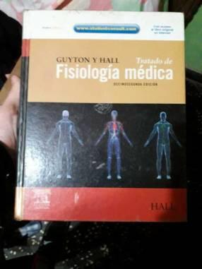 Libro Fisiología Humana Gayton 12ed