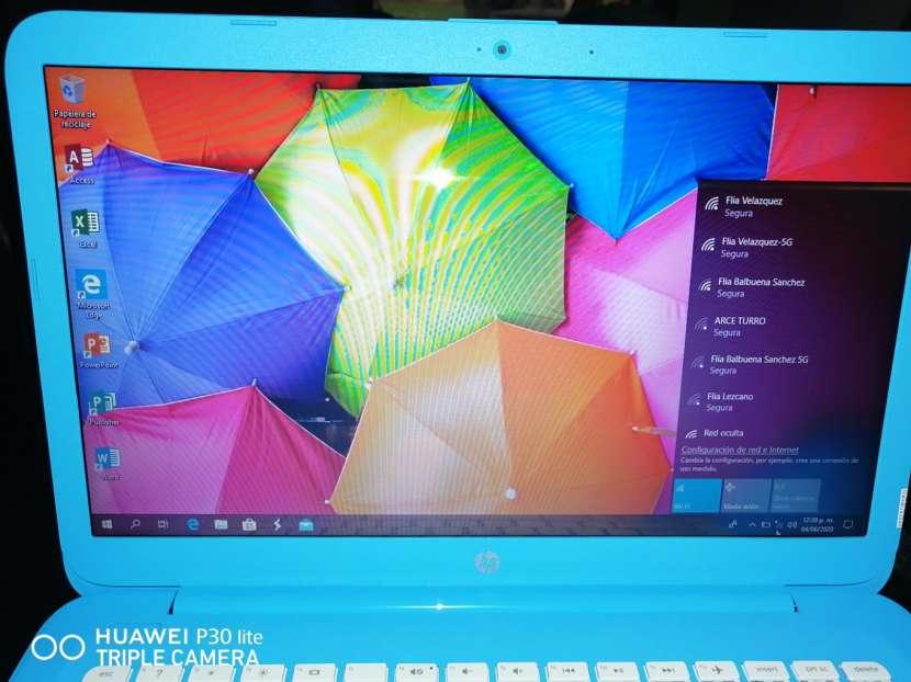 Notebook HP - 6