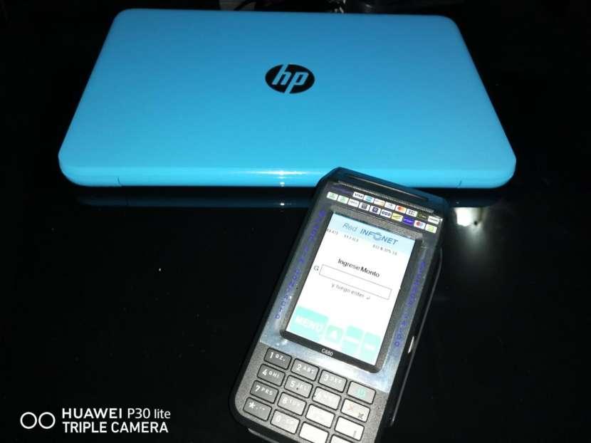 Notebook HP - 7
