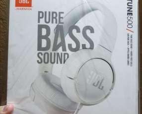 Auricular JBL tune 500 con cable