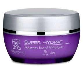 Máscara facial hidratante Super Hydrat