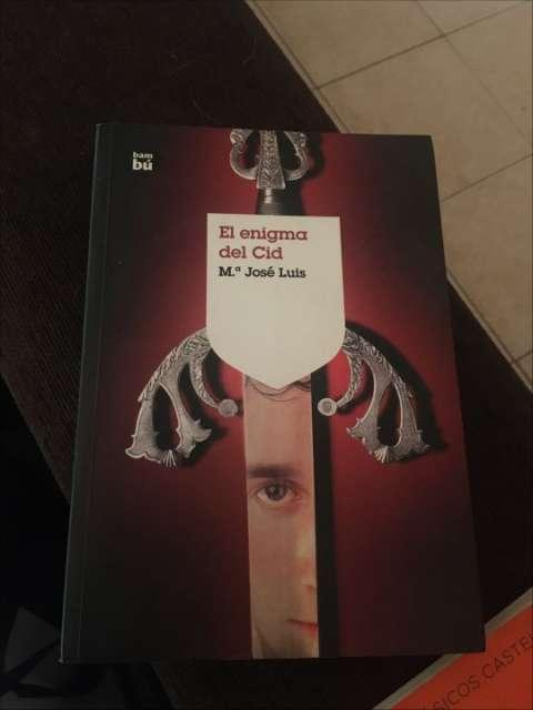 Libro El enigma del Cid