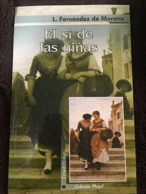 Libro El si de las niñas