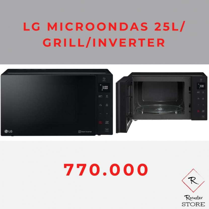 Microondas LG - 0