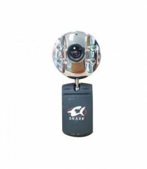 Cámara web Shark WSK-800 con micrófono W10 64BITS negro