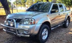 Nissan Frontier AX 2004 4x4