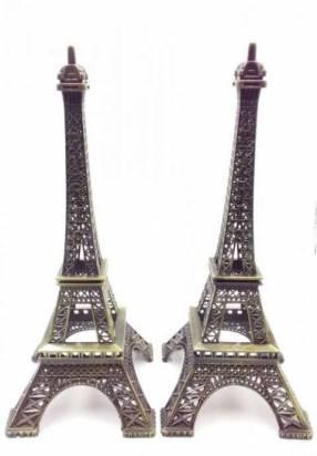 Torre Eiffel de metal