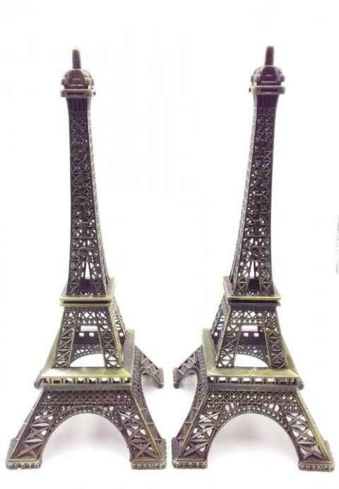 Torre Eiffel de metal - 0