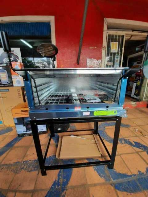 Horno pizzero Venancio 80x60 a gas