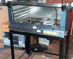 Horno pizzero a gas 80x60 Venancio