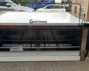 Horno pizzero eléctrico 95x95 Gastromaq