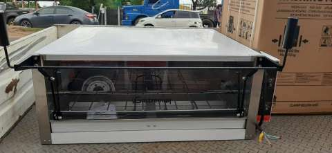 Horno pizzero eléctrico 95x95 Gastromaq - 1
