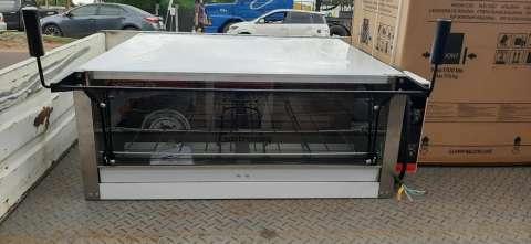 Horno pizzero eléctrico 95x95 Gastromaq - 2