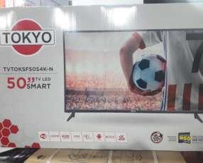 TV Smart 50 Tokyo 4k nuevo en caja sin usar con garantía