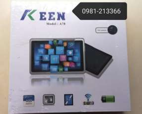 Tablet multi touch