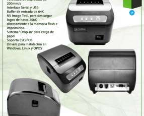 Impresora 3nstar rpt005 rs232 + usb 80mm
