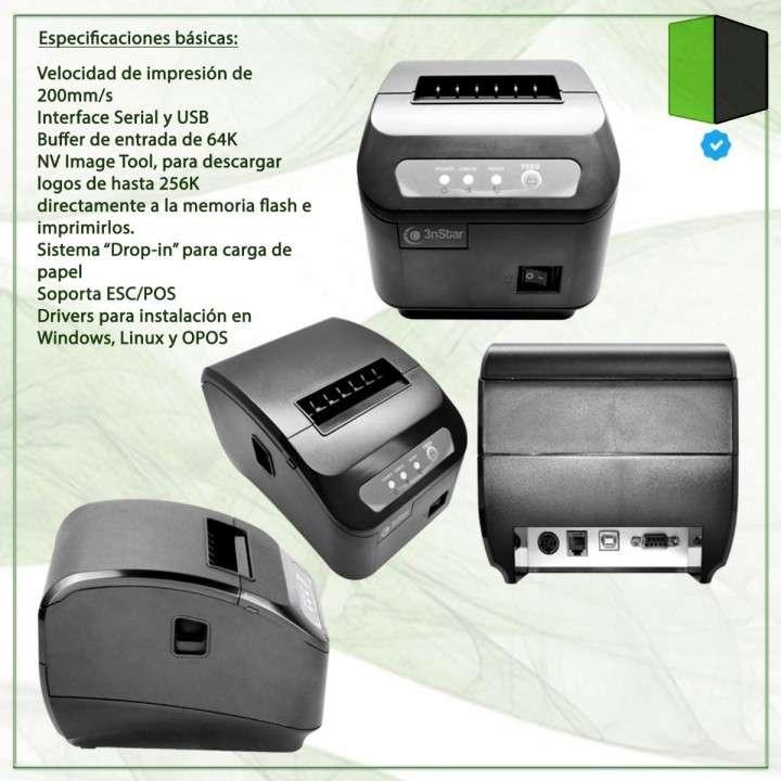 Impresora 3nstar rpt005 rs232 + usb 80mm - 0