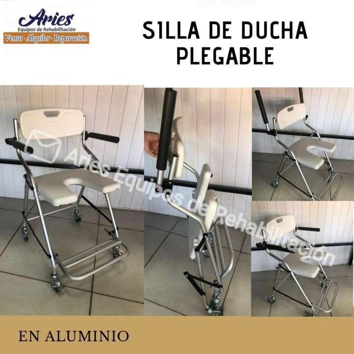 Silla para Ducha Plegable en Paraguay - 0